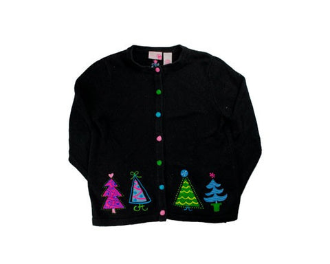 Neon Trees-X-Small Christmas Sweater