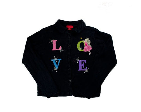LOVE-X-Small Christmas Sweater