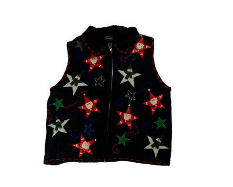 Stars-Small Christmas Sweater