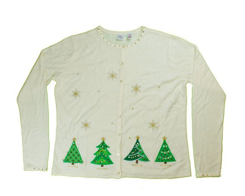 Starry Night-Large Christmas Sweater