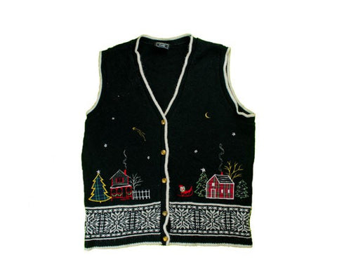 Christmas Neighbors-Small Christmas Sweater
