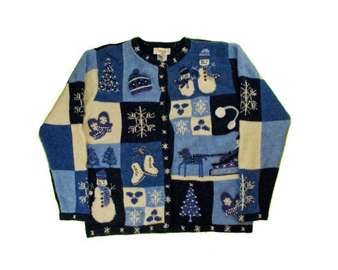 Hear That?-Small Christmas Sweater