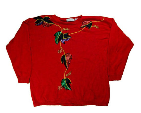 Nice And Ugly-Large Christmas Sweater