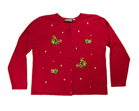 Small Christmas Sweater Gifts-Medium Christmas Sweater