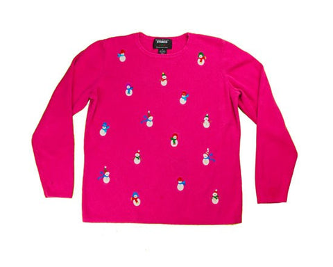 Little Men-X-Small Christmas Sweater