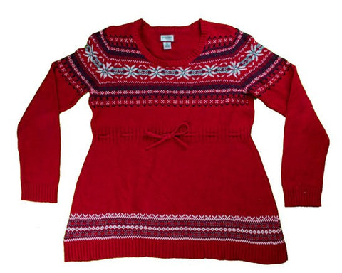 Maternity Christmas-Medium Christmas Sweater