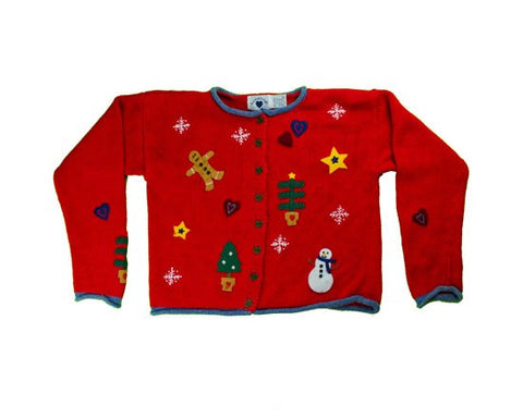 Little Joys-Kids Christmas Sweater