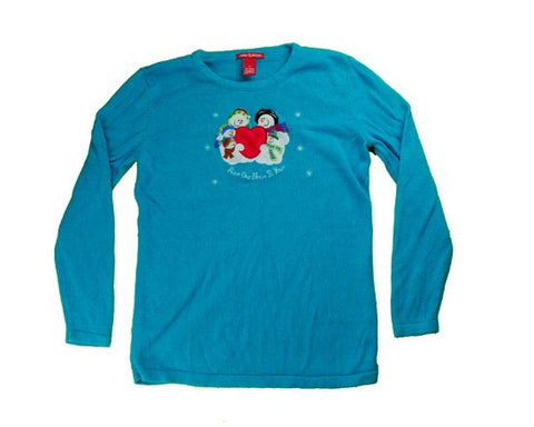 Heart This Sweater-X-Small Christmas Sweater