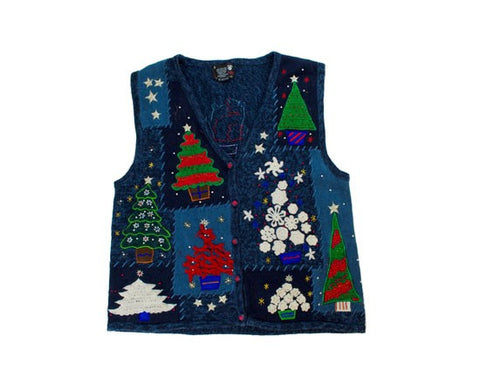 Tree Farm-Small Christmas Sweater