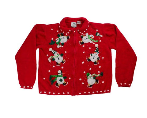 Snow Fun-Kids Christmas Sweater