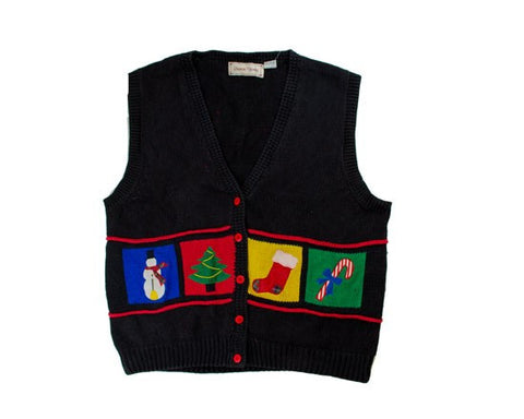 Holiday Joys-Small Christmas Sweater