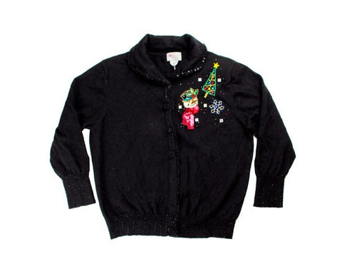 Little Holiday Joys-X-Small Christmas Sweater