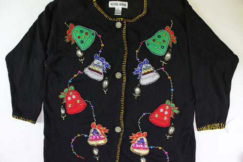 Beads Galore, Extra large, ChristmasSweater