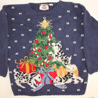 Dolmation Decorations- Small Christmas Sweater