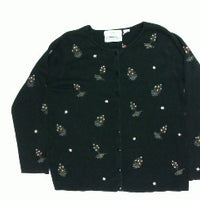 Holly Branches-Medium Christmas Sweater