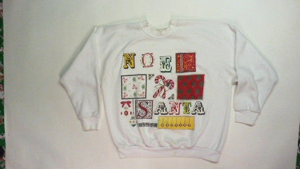 Noel Santa-Large Christmas Sweater