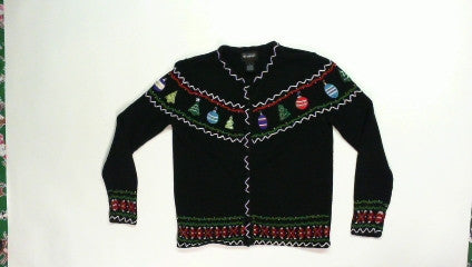 Deck The Hall-X Small Christmas Sweater
