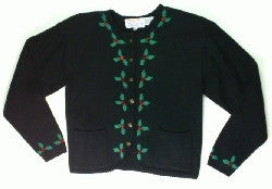 Hollys Trim-X Small Christmas Sweater