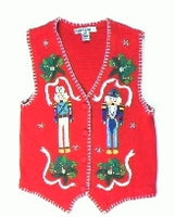 Little Drummer Boy-X Small Christmas Sweater