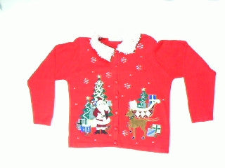 Holiday Picture Set-Small Christmas Sweater