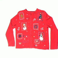 Picture Perfect Holiday-Small Christmas Sweater