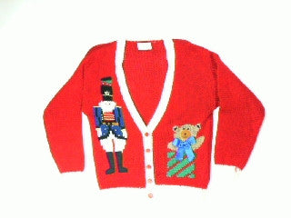 Drumming Presents-Small Christmas Sweater