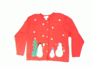 Purchaisng A Tree-Medium Christmas Sweater
