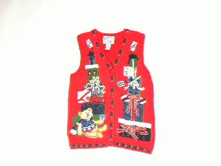Santa's Delivery-X Small Christmas Sweater
