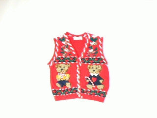 Beary Cute Gifts-X Small Christmas Sweater