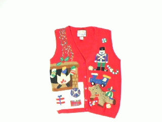 Which Gift In Which Box-Small Christmas Sweater