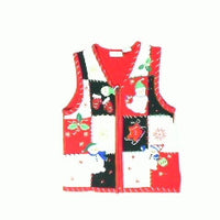 Winter Wonderland Fun-X Small Christmas Sweater