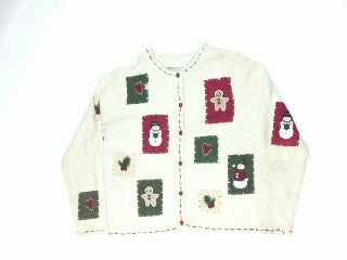 I Heart Christmas-Medium Christmas Sweater