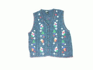 Bright Light Holidays-Small Christmas Sweater