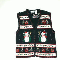 Festive and Funky-Large Christmas Sweater