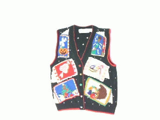 Holiday Everyday-X Small Christmas Sweater