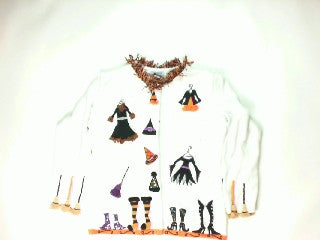 Witch Craft Ware-Small Halloween Sweater