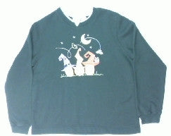 That Pumpkin Took the Witches Hats-Medium  Halloween Sweater