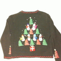 Oh Christmas Trees-Small Christmas Sweater