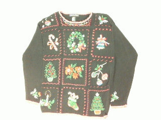 Where Did You Leave Christmas-Small Christmas Sweater