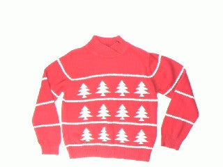 Pick a Tree Any Tree-Small Christmas Sweater