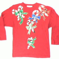 Candy Cane Lane-Small Christmas Sweater