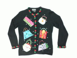 Breaking the Bank With Holiday Gifts-X Small Christmas Sweater