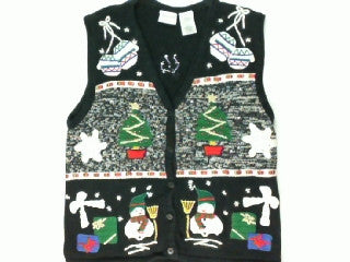 Whole Package-Small Christmas Sweater