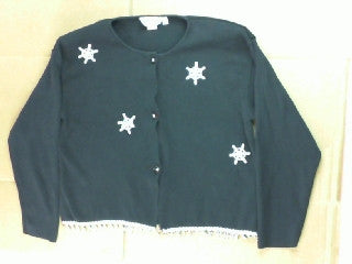 A Few Flurries-Medium Christmas Sweater