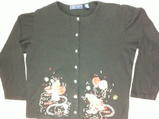 Remember the Millennium-X Large Christmas Sweater