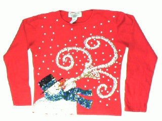 Blow That Horn- X Small Christmas Sweater