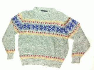 Rainbow Bright-Medium Christmas Sweater