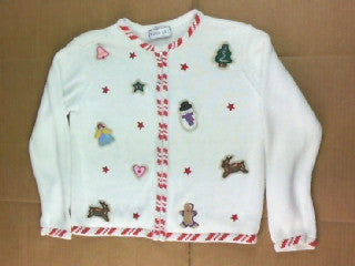 Holiday Crafts-Kids Christmas Sweater