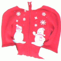 SnowLove Today-Kids Christmas Sweater