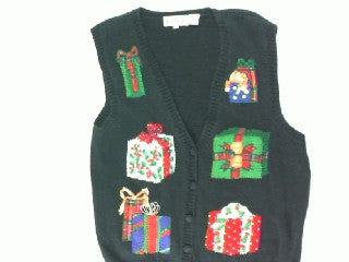 Season of Giving-Small Christmas Sweater